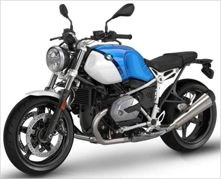 '21 BMW Rナインティピュア|Option719コスミックブルーメタリック×ライトホワイト
