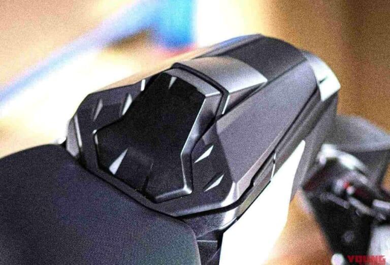 '21 スズキGSX-S1000 | シングルシートカバー