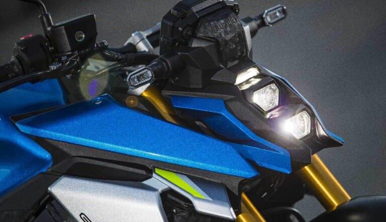 '21 スズキGSX-S1000 | LEDヘッドライト