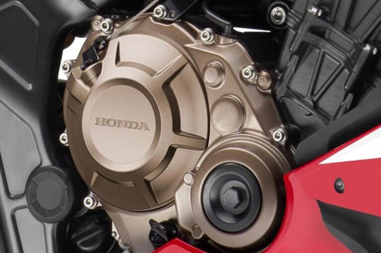ホンダCBR650R|エンジン