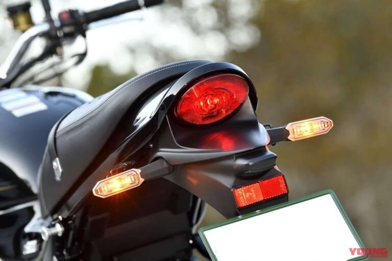 '22 カワサキZ900RS 懐古調LED