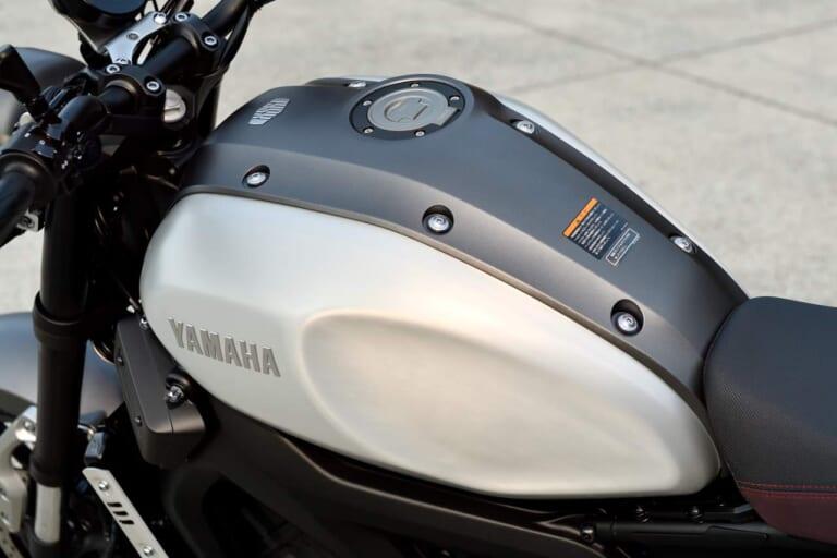 ヤマハ XSR900|燃料タンク