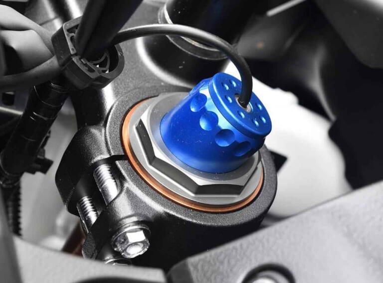 ホンダCRF1100LアフリカツインアドベンチャースポーツES 電子制御サスペンション