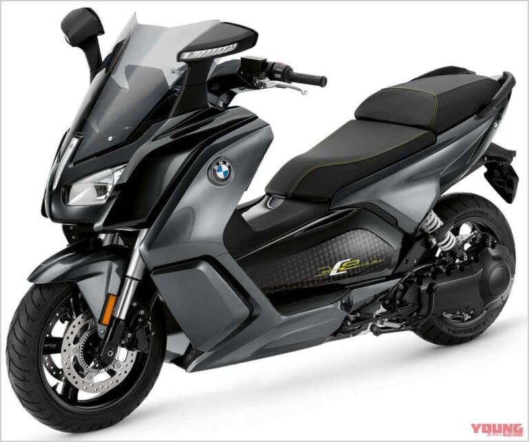 '20 BMW Cエボリューション ミネラルグレーメタリック×ブラック