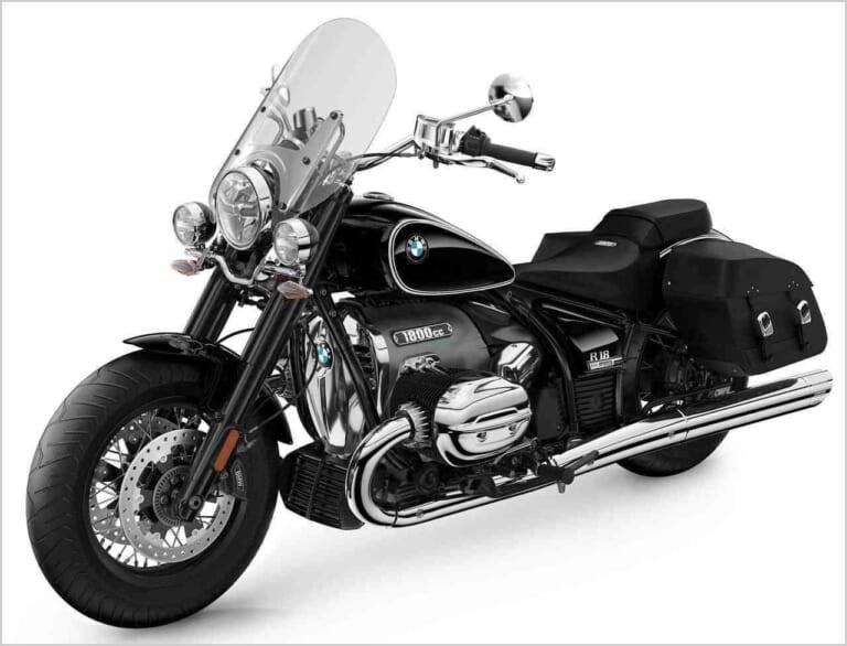 '21 BMW R18 クラシック|ブラック×ホワイトストライプ