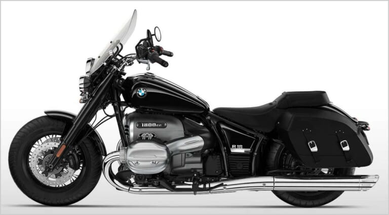 '21 BMW R18 クラシック|ブラック