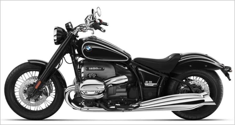 '21 BMW R18|ブラック×ホワイトストライプ
