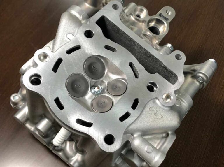 '21 ホンダ PCX160|エンジン