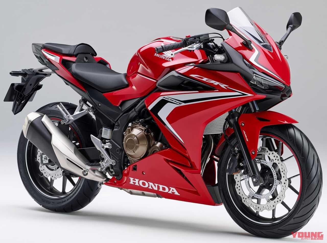 ホンダCBR400R[新型バイクカタログ]