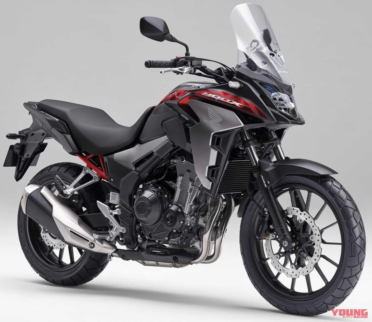 ホンダ400X[新型バイクカタログ]