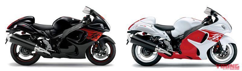 Suzuki announces 2019 new model HAYABUSA in North America
