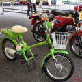 国内バイクブームの祖、1976年製ロードパルが走行