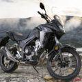 ホンダが2019新型CB500Xを発表、新型400Xも発売を予告