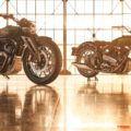 世界最古のバイクメーカーが戦前の高級モーターサイクルをオマージュ