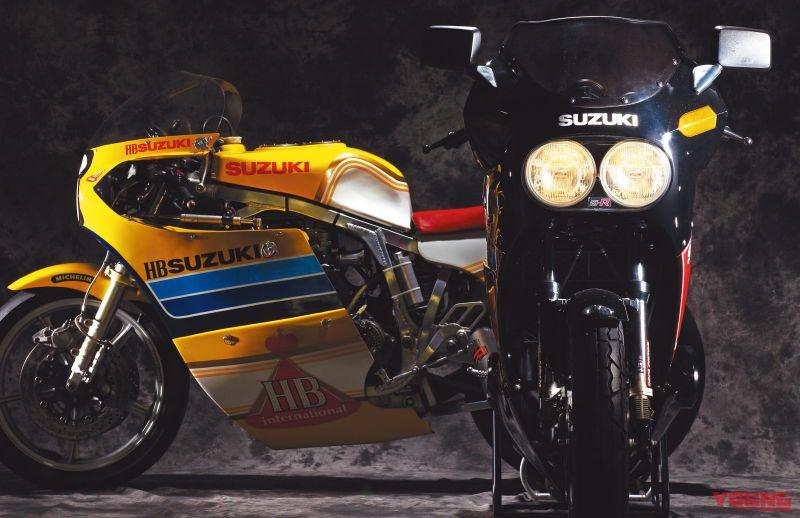 スズキ GSX-R