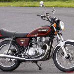 カワサキ GS400