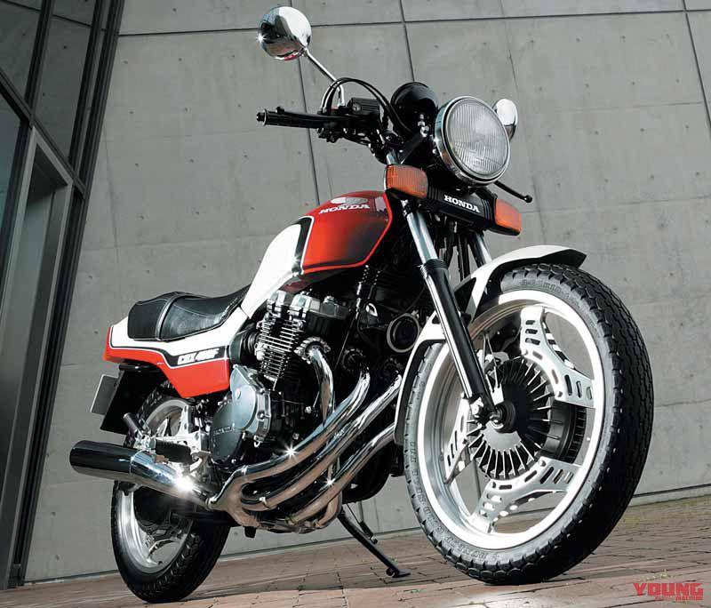ホンダ CBX400F