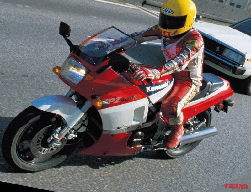 カワサキ GPZ400R