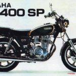 ヤマハ GX400SP
