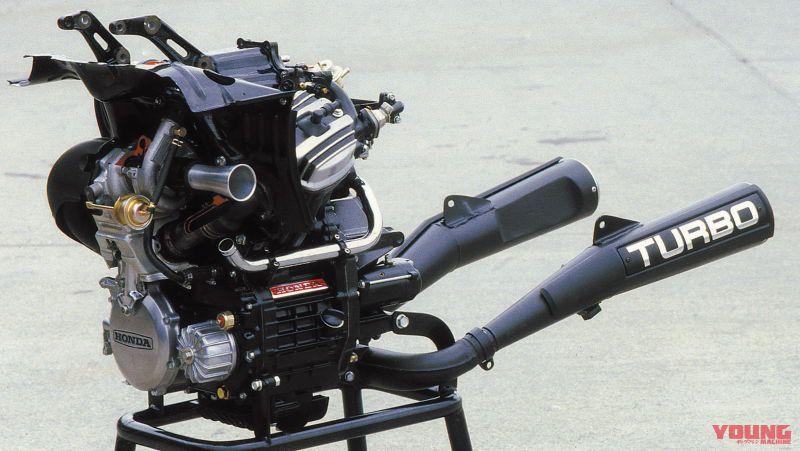 ホンダ CX500TURBO