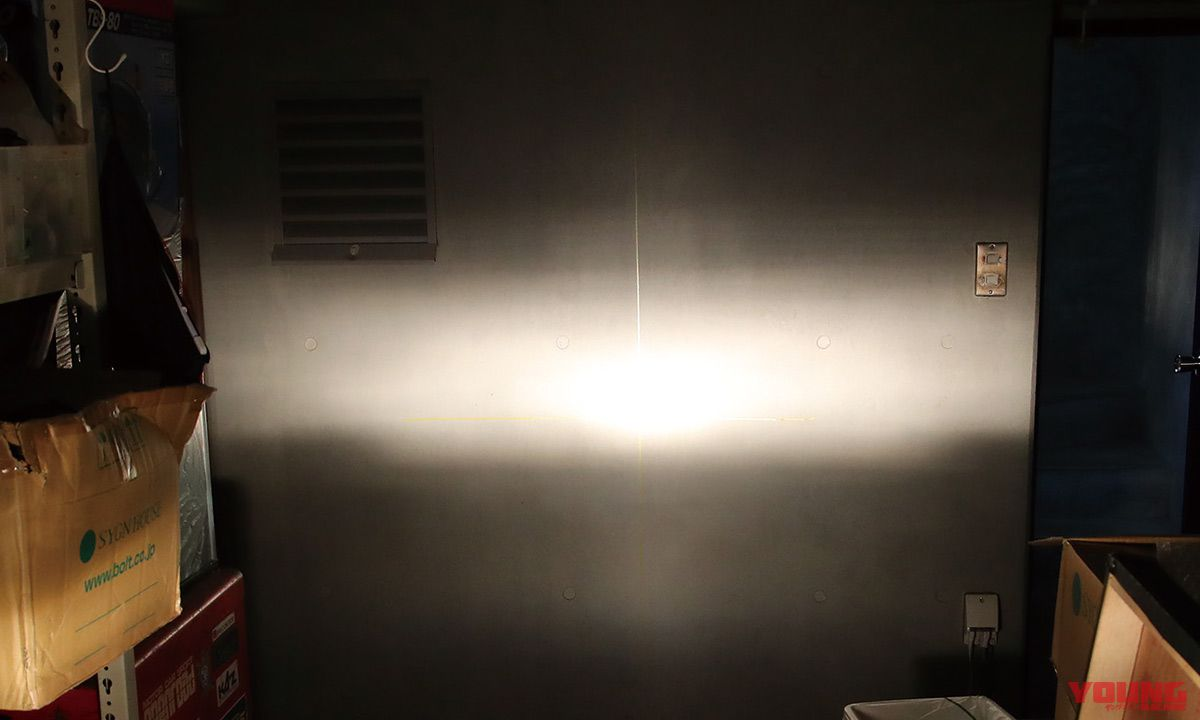 ハロゲンヘッドライト