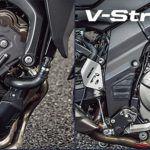 TRACER 900 vs V-Strom 650