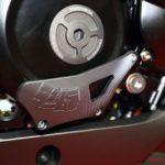 エンジンケースガードKIT(右面) & エンジンプラグラージ/タイミングサービスホールプラグ