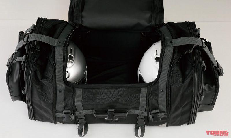 モトフィズ・キャンピングシートバッグ2 MFK-102