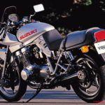 スズキ GSX1100S SR