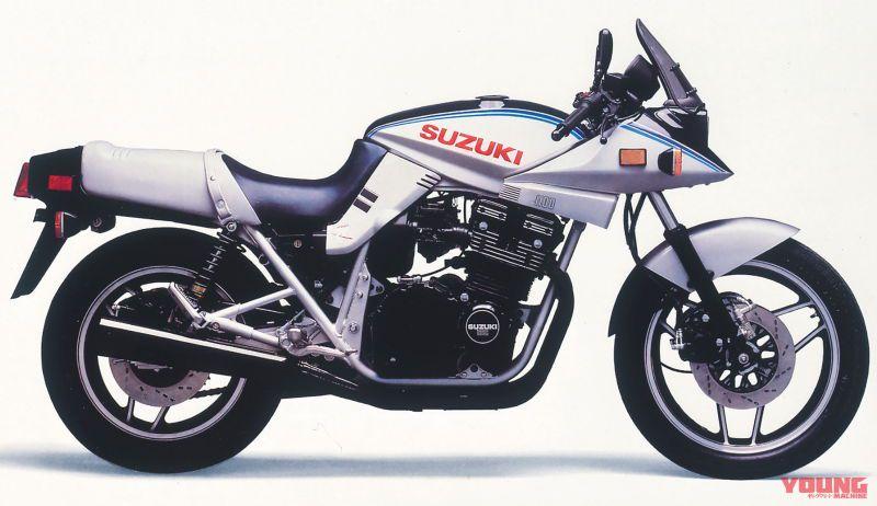 スズキ GSX1100S SD カタナ