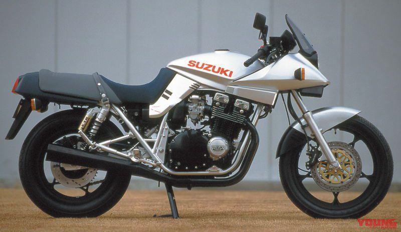 スズキ GSX1100S SY