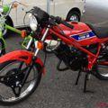 ホンダ初の2スト50ccスポーツ MB50が走行【映像あり】