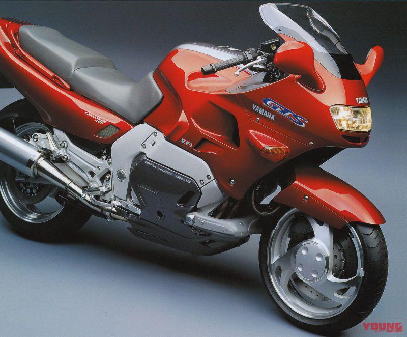ヤマハ GTS1000/A