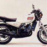 ヤマハRZ250