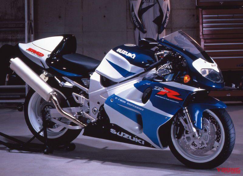 スズキ TL1000R