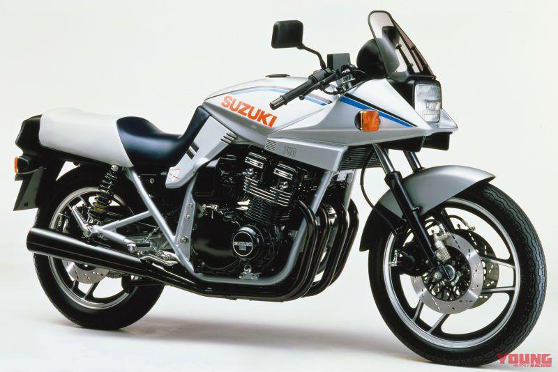 スズキ GSX750S SD