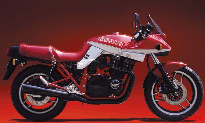 スズキ GSX1100S SBE カタナ