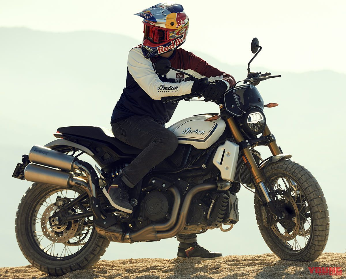 FTR 1200 Rally Collection(2019)