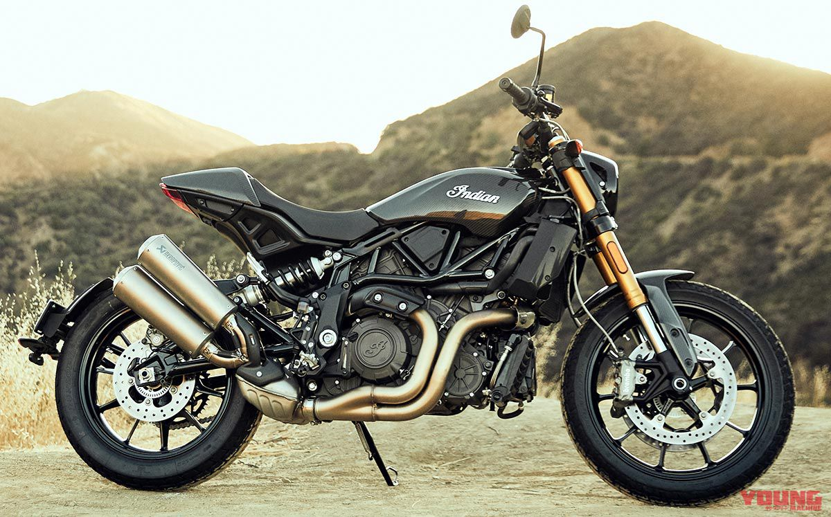 FTR 1200 Sport Collection(2019)