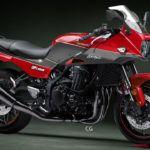 Kawasaki GPZ 900 R (2019 expected CG)