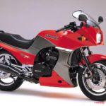 Kawasaki GPZ 900 R (1984)