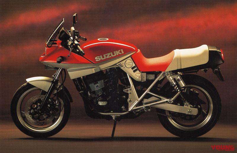 GSX250S スズキ