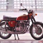 ホンダCB750FOUR(1969)