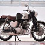 ホンダ ベンリィ CB92 スーパースポーツ(1959)