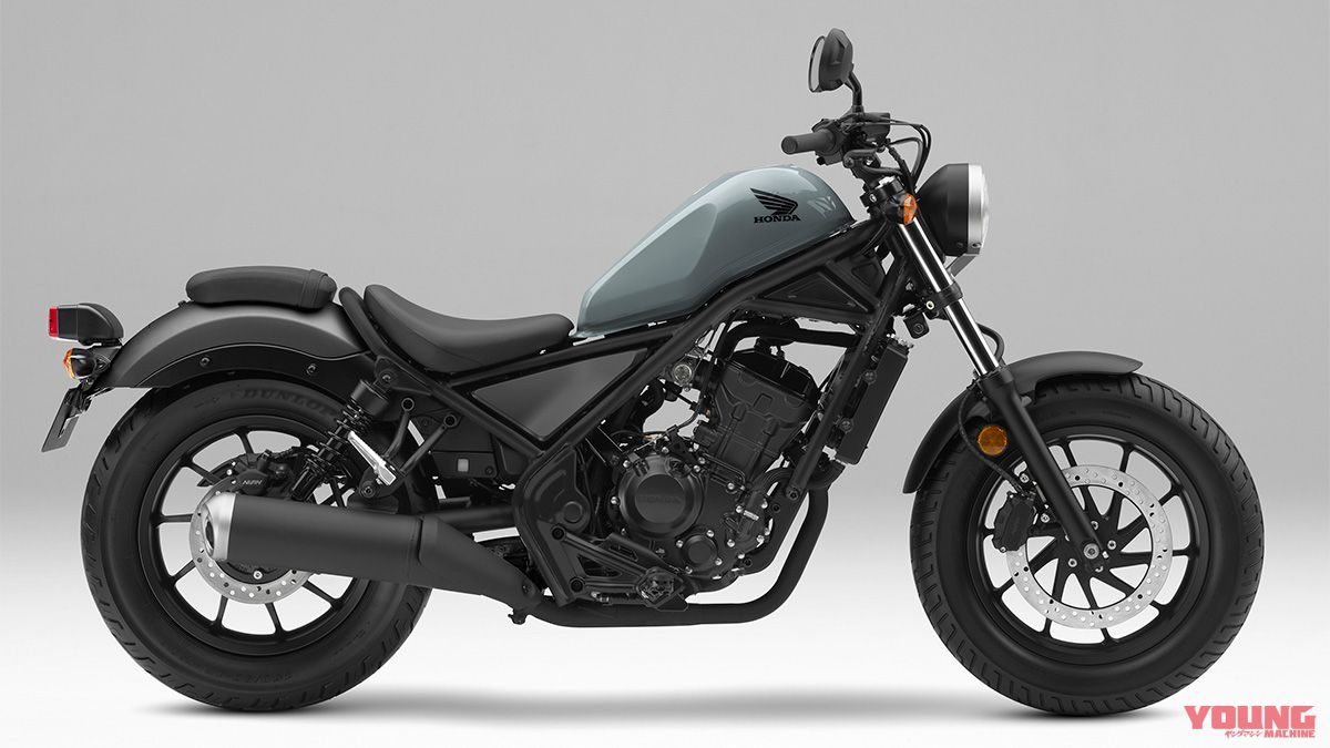 HONDA REBEL 250 [2019]