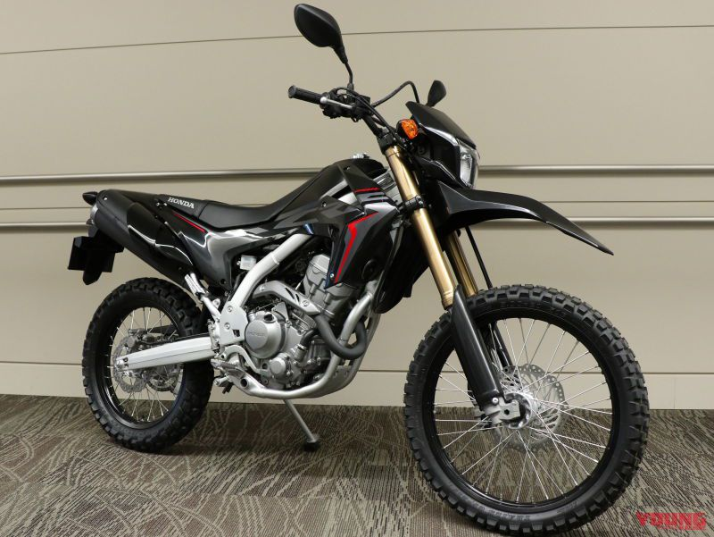 New Color Appears In Cb250r Crf250l Crf250 Rally Motorcycle