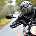 仏シャークのツーリングヘルメット「スパルタン」がちょい過激でカッコいい件