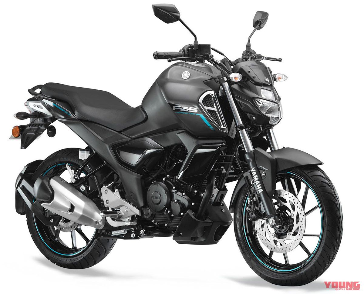 "YAMAHA ""FZ FI / FZS FI"" 2019 model release in India 