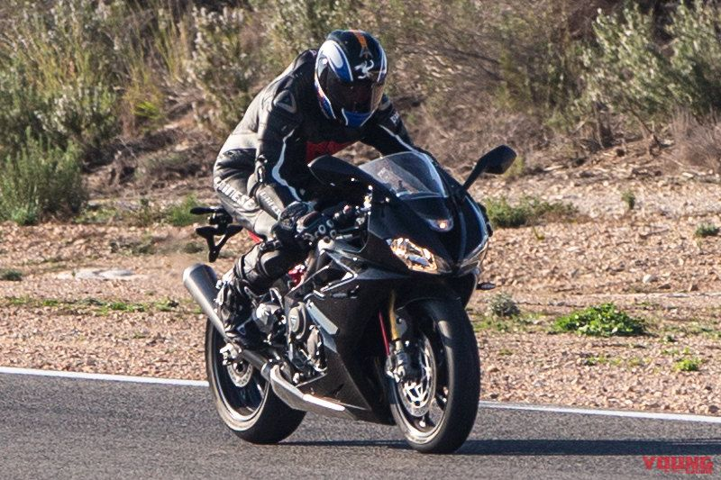 Scoop New Triumph Daytona 765 News Leak Motorcycle News