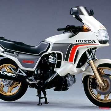 HONDA CX500 Turbo [1981]